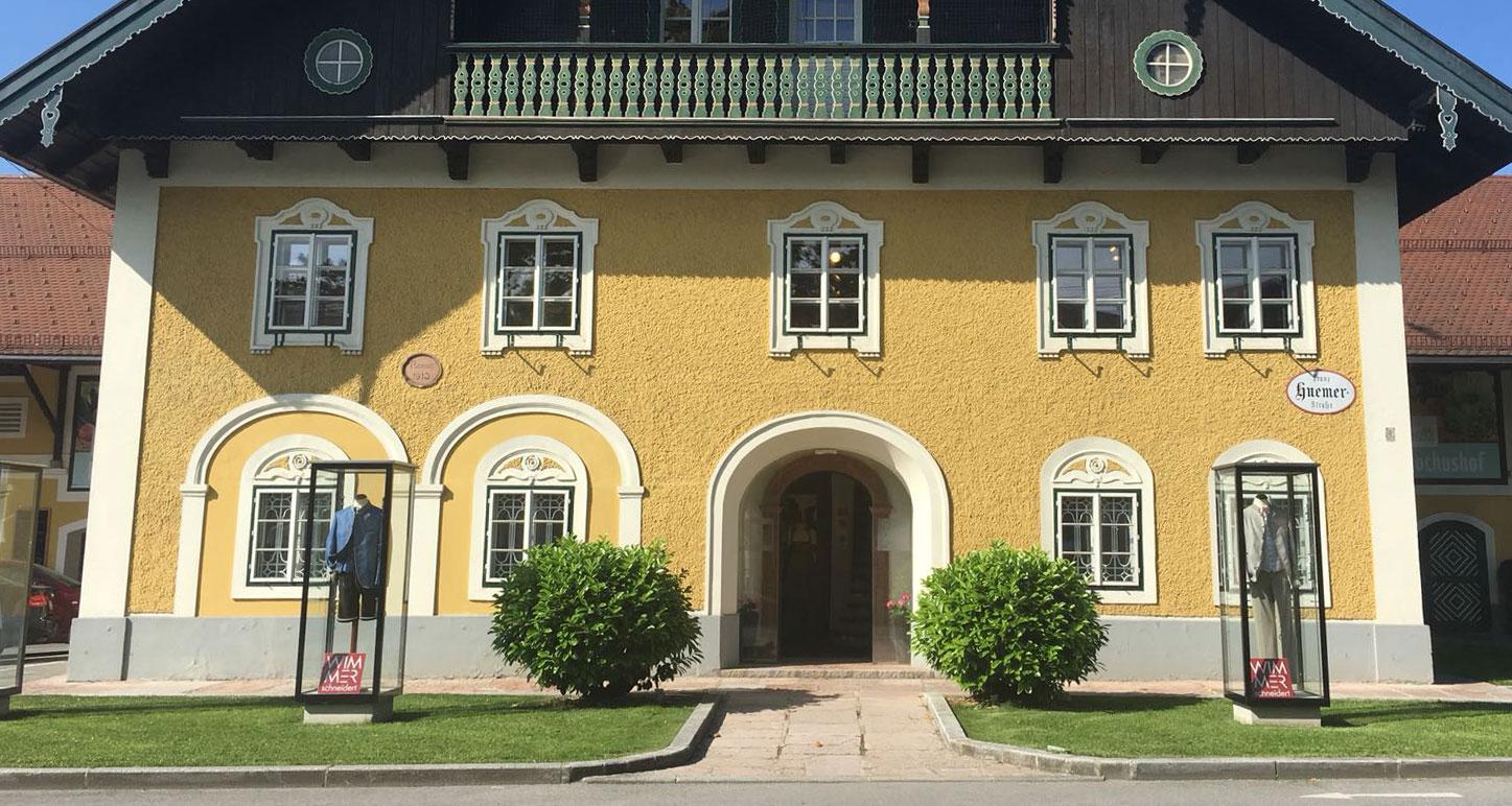 Rochushof Salzburg Aussenaufnahme